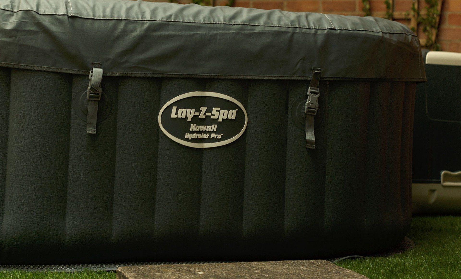 Lay-Z-Spa Hawaii HydroJet Pro Massasjebad